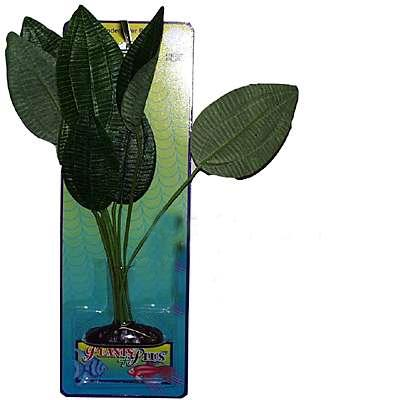 Sword Plant Large Plastic Aquarium Plant