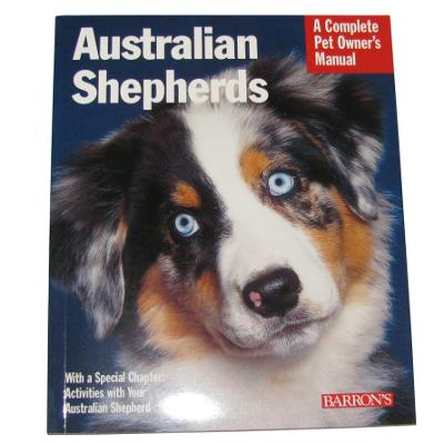 Australian Shepherd Complete Pet Owner's Manual