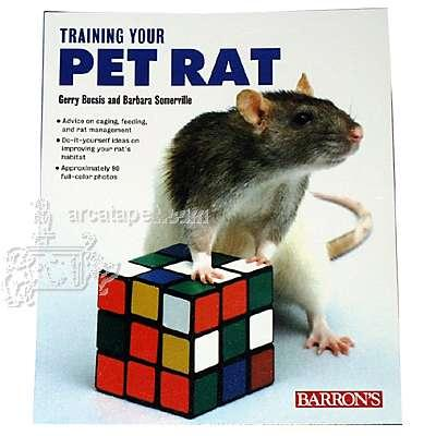 Training Your Pet Rat Book