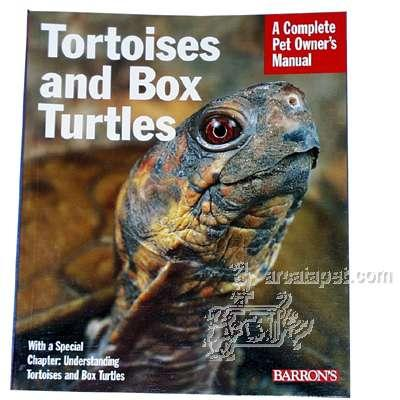 Tortoise and Box Turtle Manual