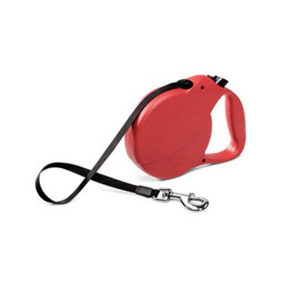Flexi Explorer Large Red 26' Retractable Lead for Dogs