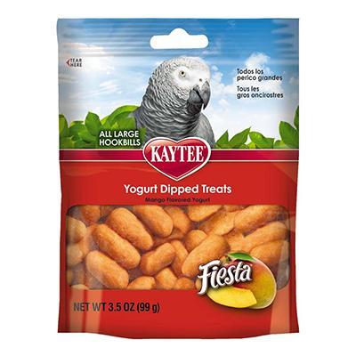 Kaytee Fiesta Mango Parrot Yogurt Dips