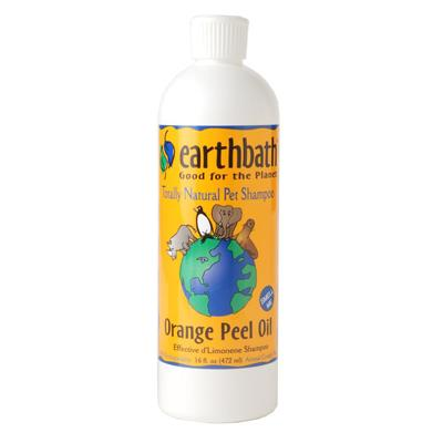Earthbath Pet Shampoo Orange Peel