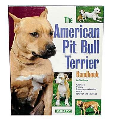 American Pit Bull Handbook by Joe Stahlkuppe
