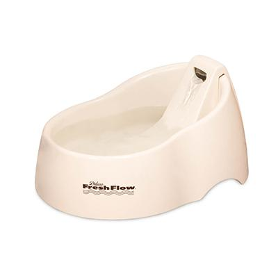 Deluxe Fresh Flow Pet Fountain 50 oz