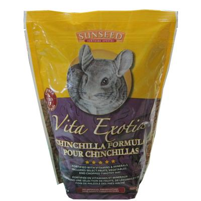 Sunseed Chinchilla Sunscription Vita Formula 28 oz