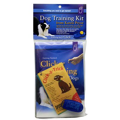 Clicker Training for Dogs Starter Kit