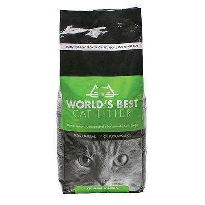 World&#39s Best Cat Litter Clumping Formula 7 Lb