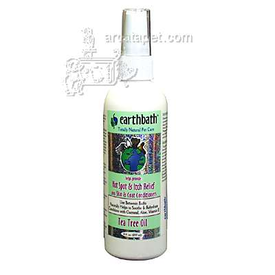 Earthbath Pet Spritz Tea Tree Oil