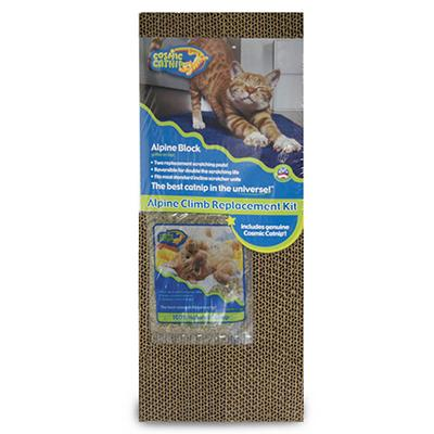 Cardboard Refill for Alpine Cat Scratching Post