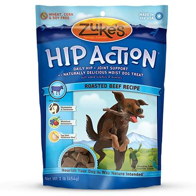 Zuke's Hip Action 16 ounce Dog Treat