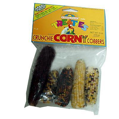 Crunchie Corny Cobbers Treat for Birds and Small Animals
