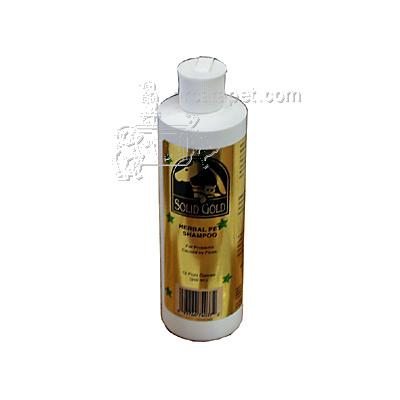 Solid Gold Nat Herbal Pet Shampoo 12 ounce