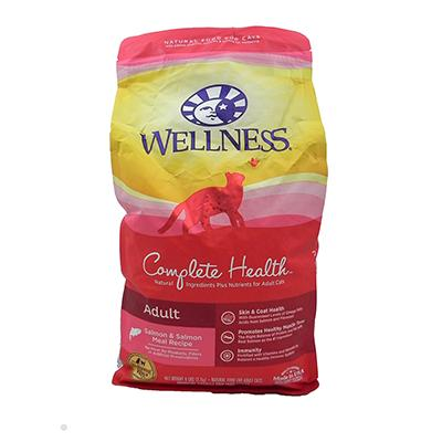 Wellness Salmon and Turkey Cat Food 5-Lb. 14-oz.
