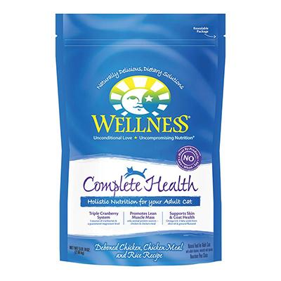 Wellness Chicken Cat Food 5-Lb. 14-oz.
