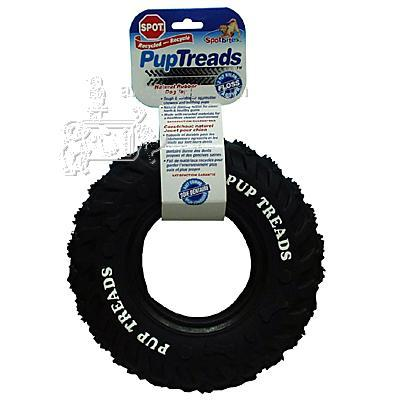 PupTreads Tire Toy Dog Toy