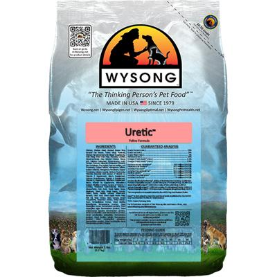 Wysong Feline Uretic Cat Food 4 lb