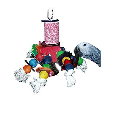 Acrylic Bird Toy Star Clusters Medium