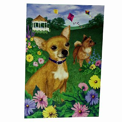 GR8 Dogs Chihuahua Garden Flag
