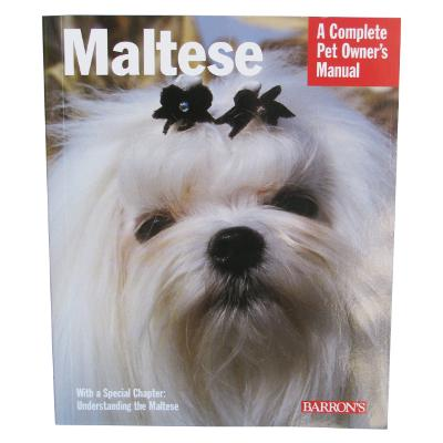 Barrons Maltese Complete Pet Owner's Manual