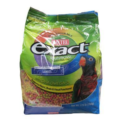 Kaytee Exact Rainbow Lory Bird Food 1.75 pounds