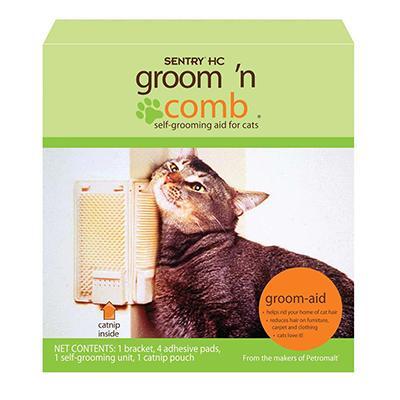 Kitty Korner Komber Self Grooming Aid