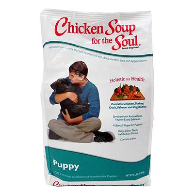 Chicken Soup for the Puppy Lovers Soul Puppy Food 5lb