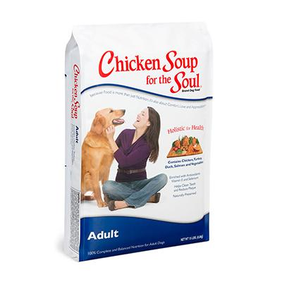 Chicken Soup for the Dog Lovers Soul Adult Dog Food 15lb