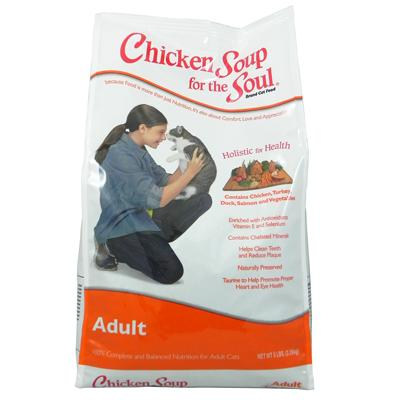 Chicken Soup for the Cat Lovers Soul 6 pound