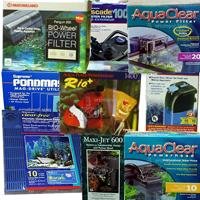 Aquarium Filters and Pumps