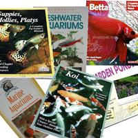 Aquarium Books and Magazines
