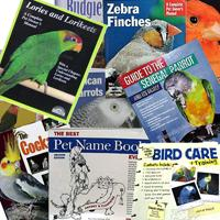 Bird Books and Magazines