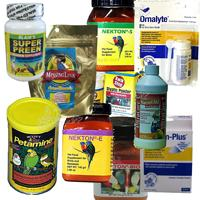 Bird Medications/supplements/etc