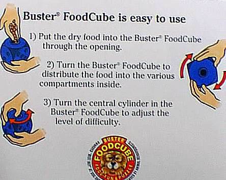 Buster Cube Instructions