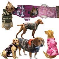 Dog Jackets Camouflage