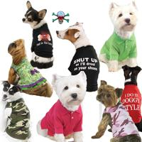 Dog Shirts / Dresses