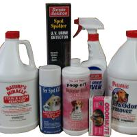 Dog Stain & Odor Removers