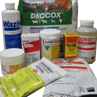 Poultry Medications