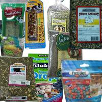 Small Animal Food and Treats