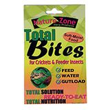 Cricket Total Bites 2 ounce Insect Food