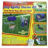 Dog Agility Training Starter Kit