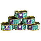 Wellness Sardine, Shrimp and Crab Canned Cat Food Case