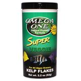 Omega One Super Kelp Flakes Fish Food 2.2 ounce