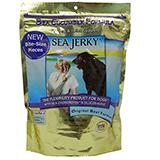 NutriSea Sea Jerky Beef 30 Count bag Dog Nutritional Treat