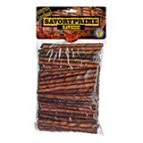 Rawhide Stick Basted 100 Pack Dog Chew