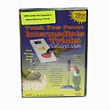 DVD#3 Teach Your Parrot Intermemediate Tricks