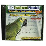 Feathered Phonics Vol.2 CD Bird Speech Training