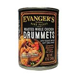 Evanger's Roasted Chicken Drummette Dinner Canned Dog Food
