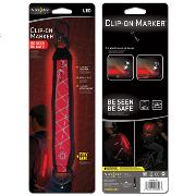Nite Ize Lighted LED Clip-On Marker Red