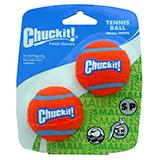 Chuckit Mini Tennis Balls 2-pack from Canine Hardware